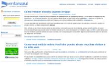 Ventanazul - un webzine para webmasters
